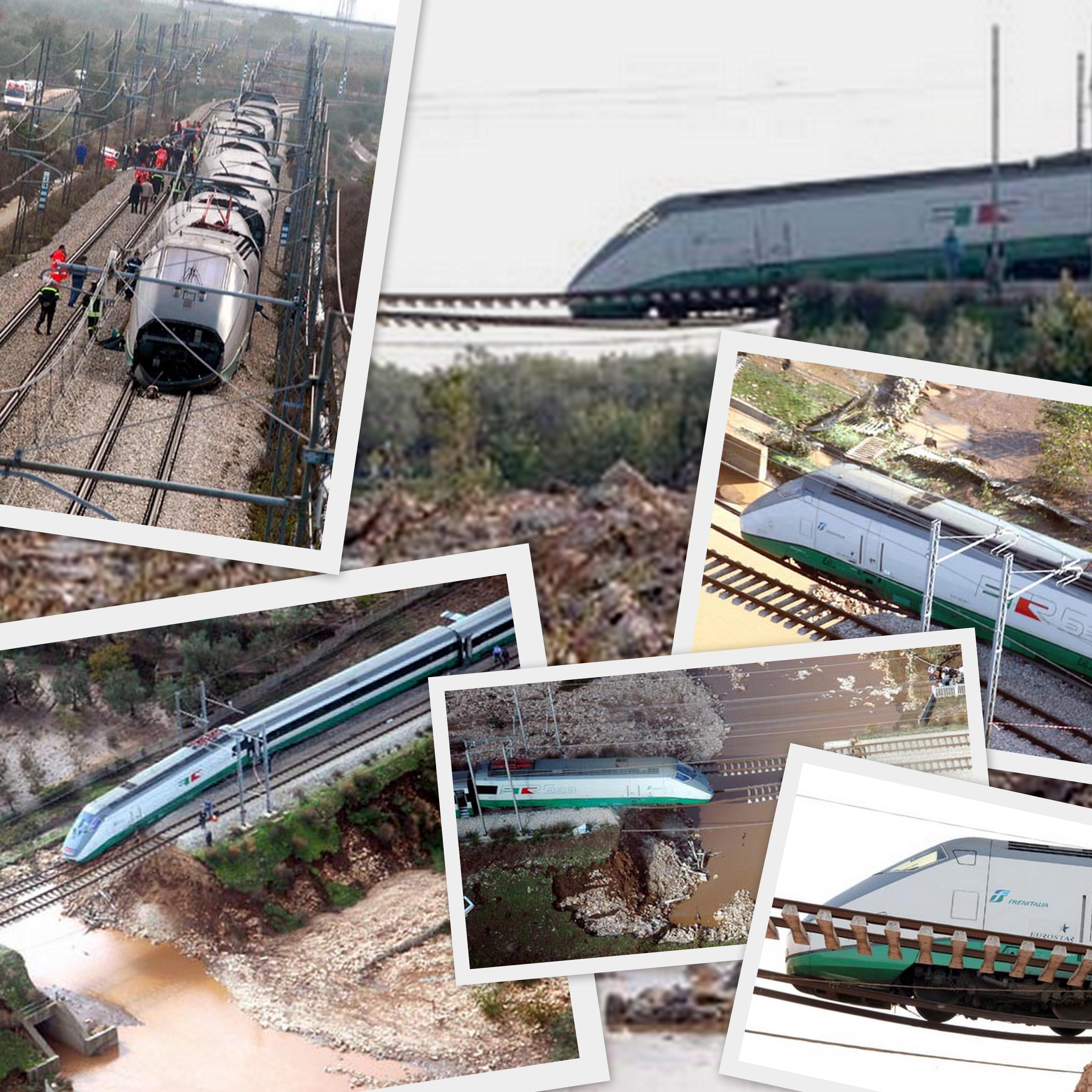 Incidenti ferroviari in italia epoca i dal 1875 al 1920 for Monolocale arredato acquaviva delle fonti