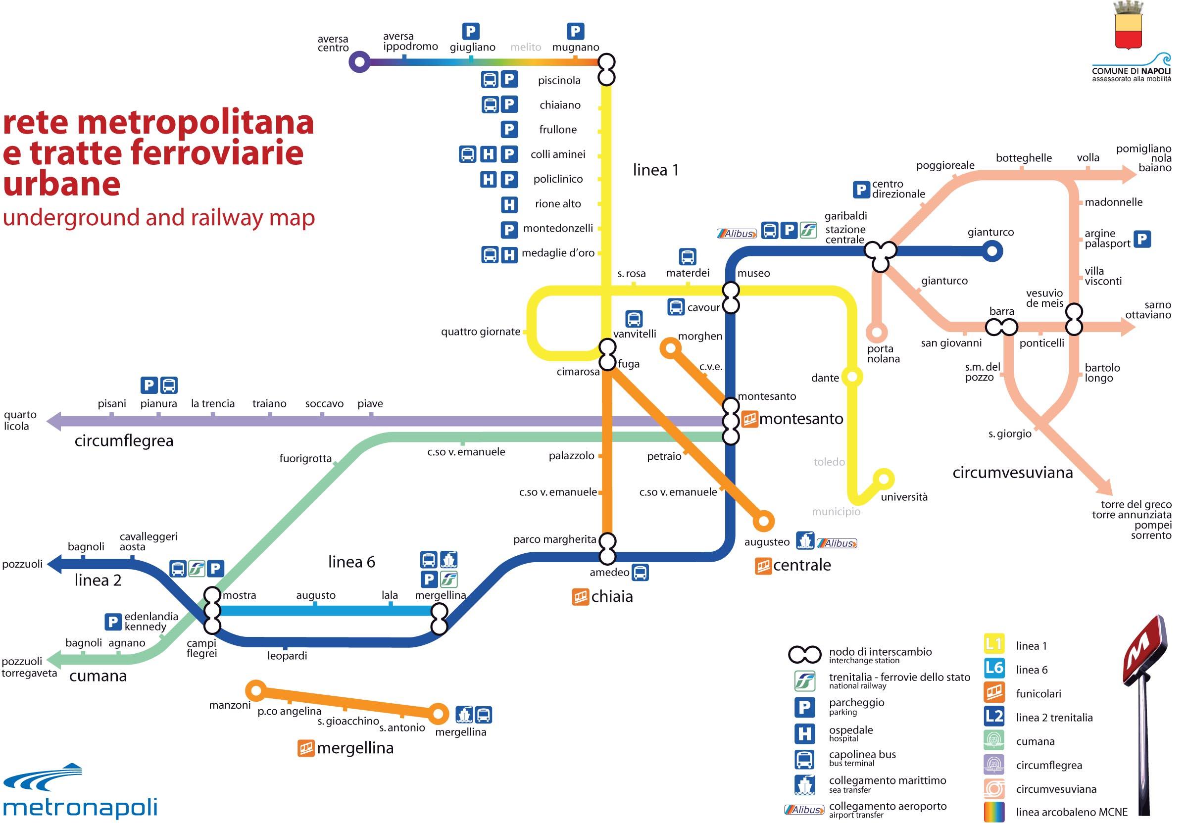 metro napoli - photo #3